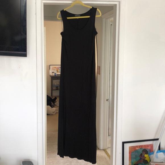 5f21e756 Forever 21 Dresses   Black Maxi Dress   Poshmark